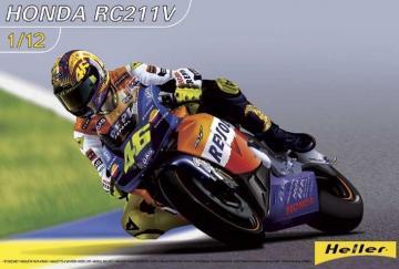 Honda RC 211 V · HE 80910 ·  Heller · 1:12
