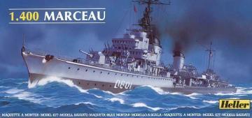 Zerstörer Marceau (ex Z-31) · HE 81009 ·  Heller · 1:400