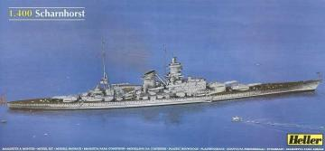 Schlachtschiff Scharnhorst · HE 81085 ·  Heller · 1:400