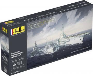 Task Force Revitaillement a la mer · HE 81092 ·  Heller · 1:400