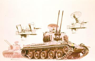 AMX30 DCA · HE 81123 ·  Heller · 1:35