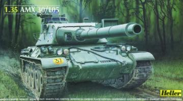 Panzer AMX 30/105 · HE 81137 ·  Heller · 1:35