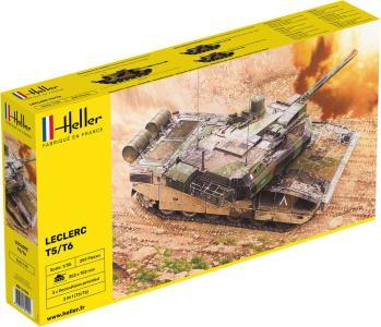 Leclerc T5/T6 · HE 81142 ·  Heller · 1:35