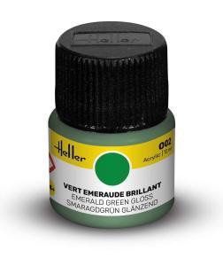 002 - Smaragdgrün glänzend [12 ml] · HE 9002 ·  Heller