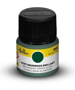 003 - Dunkelgrün glänzend [12 ml] · HE 9003 ·  Heller