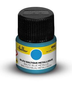 052 - Baltischblau metallisch [12 ml] · HE 9052 ·  Heller
