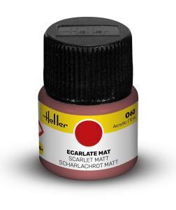 060 - Scharlachrot matt [12 ml] · HE 9060 ·  Heller