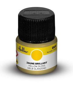 069 - Gelb glänzend [12 ml] · HE 9069 ·  Heller