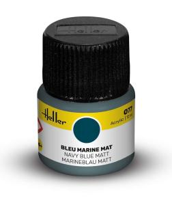 077 - Marineblau matt [12 ml] · HE 9077 ·  Heller