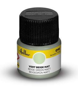 090 - Beigegrün matt [12 ml] · HE 9090 ·  Heller