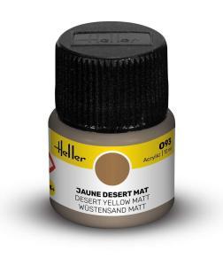 093 - Wüstensand matt [12 ml] · HE 9093 ·  Heller