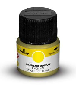 099 - Zitronengelb matt [12 ml] · HE 9099 ·  Heller