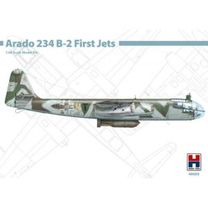 Arado 234 B-2 - First Jets · HB2 48009 ·  Hobby 2000 · 1:48