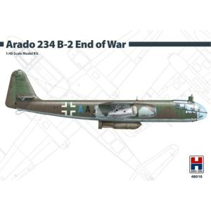 Arado 234 B-2 - End of War · HB2 48010 ·  Hobby 2000 · 1:48