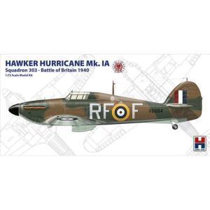 Hurricane Mk.IA - Dywizjon 303 · HB2 72001 ·  Hobby 2000 · 1:72