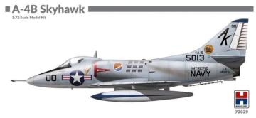 A-4B Skyhawk - Vietnam 1966-68 · HB2 72029 ·  Hobby 2000 · 1:72