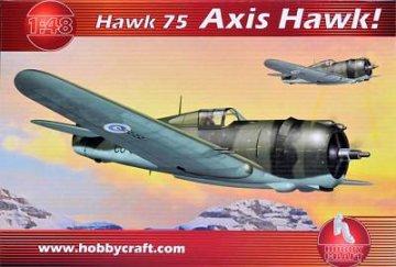 Hawk 75 ´Axis Hawk´ · HC 1416 ·  Hobby Craft · 1:48