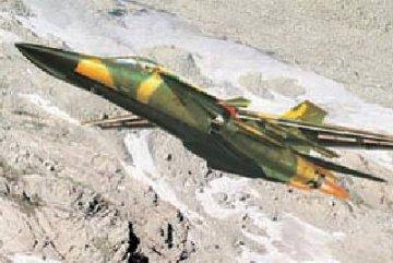 F-111E STRIKE JET · HC 1424 ·  Hobby Craft · 1:48