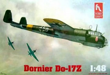 DORNIER DO-17Z · HC 1614 ·  Hobby Craft · 1:48