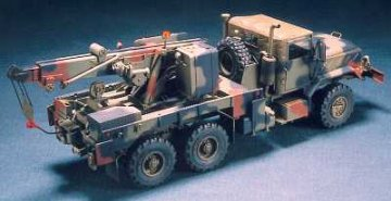 M936A2 5T Recov. Vehicle Convers. w/Tire · HF 012 ·  Hobby Fan · 1:35