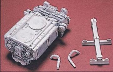 AVDS-1790 Tank Engine & Sling · HF 019 ·  Hobby Fan · 1:35