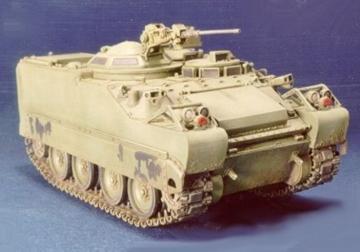 M113 LYNX/Nato command vehicle · HF 022 ·  Hobby Fan · 1:35