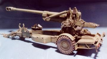 FH70 155mm Howitzer Nato & JSDF · HF 030 ·  Hobby Fan · 1:35