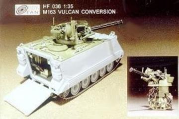 M163 Vulcan Conversion · HF 036 ·  Hobby Fan · 1:35