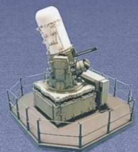 Phalanx CIWS Mk15 Mode11 Block 1 · HF 040 ·  Hobby Fan · 1:35