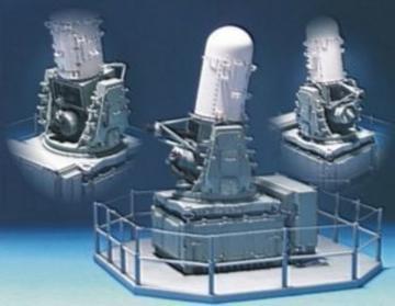 Phalanx CIWS Mk15 Mode11 Block 1B · HF 043 ·  Hobby Fan · 1:35