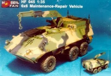 6x6 Maintenance-Repair Vehicle · HF 045 ·  Hobby Fan · 1:35