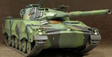 IKV-91 Sweden Tank · HF 065 ·  Hobby Fan · 1:35