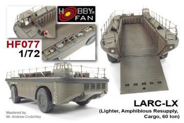 LARC60 (LARC LX) · HF 077 ·  Hobby Fan · 1:72