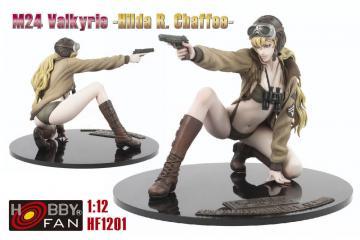 M24 Valkyrie-Hilda Rilda R.Chaffee · HF 1201 ·  Hobby Fan · 1:12