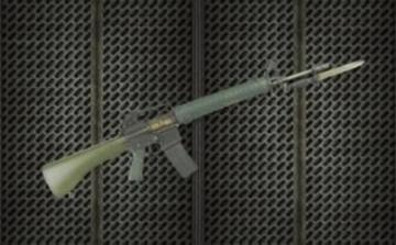 Resin arms R.O.C. T65k2 RIFLE · HF 603 ·  Hobby Fan · 1:4