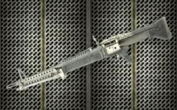 U.S. M60 Machine Gun · HF 612 ·  Hobby Fan · 1:4