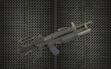 Resin arms 1/4 R.O.C. T91 RIFLE-T85 · HF 615 ·  Hobby Fan · 1:4