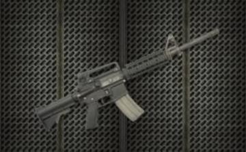 Resin arms 1/4 U.S. M41A CARBINE · HF 616 ·  Hobby Fan · 1:4