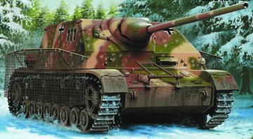 German PANZER IV/70 (A)Sd. Kfz.162/1 · HBO 80133 ·  HobbyBoss · 1:35