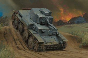 German Panzer Kpfw:38(t) Ausf.G · HBO 80137 ·  HobbyBoss · 1:35