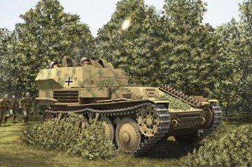 German 2cm Flak 38 Pz.Kpfw.38 (t) · HBO 80140 ·  HobbyBoss · 1:35