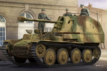 Marder III Ausf.M Tank Destroyer Sd.Kfz. · HBO 80168 ·  HobbyBoss · 1:35