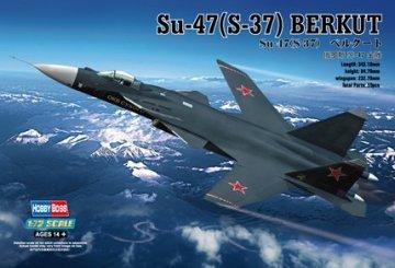 SU-47 (S-37) Berkut · HBO 80211 ·  HobbyBoss · 1:72