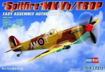 Spitfire MK.Vb TROP · HBO 80213 ·  HobbyBoss · 1:72