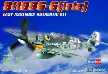 Messerschmitt Bf 109 G-6 (late) · HBO 80226 ·  HobbyBoss · 1:72