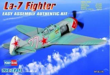La-7 Fighter · HBO 80236 ·  HobbyBoss · 1:72