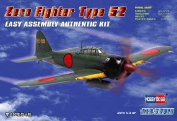 Japan Zero Fighter Type 52 · HBO 80241 ·  HobbyBoss · 1:72
