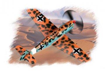 Messerschmitt Bf 109 E-4/E-7 · HBO 80254 ·  HobbyBoss · 1:72