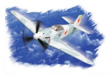 Yak-3 · HBO 80255 ·  HobbyBoss · 1:72