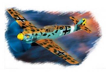 Messerschmitt Bf 109 E-4/Trop · HBO 80261 ·  HobbyBoss · 1:72